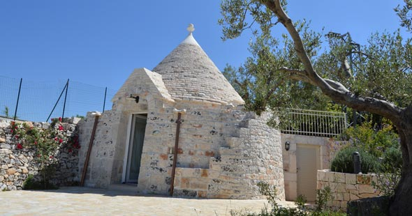 House Bed & Breakfast <span>Le Trullo</span>